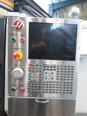 2010 Haas ST-30 CNC Lathe, Very Low Hours, Big Bore, Tailstock