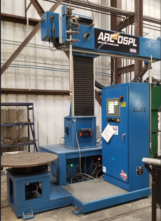 Arc Specialties ARC-05PL Light Bore Cladding System, 2014