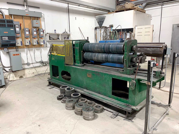 "ARM Slitting Line- 25,000 LB x 48"" Coils, 40 HP"