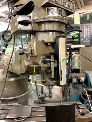 Alliant 42S Milling Machine