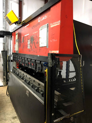1991 Amada 80 Ton x 8ft CNC Press Brake, Model 8025E
