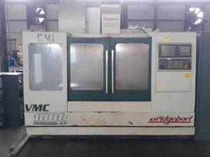 Bridgeport VMC 1000/30, 2001