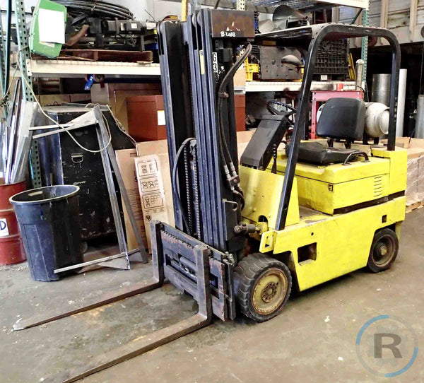 "Caterpillar T50D Forklift- 5,000 LB, 188"" Height, LP"