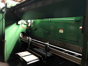 3 Axis Cincinnati 90 Ton x 14' CNC Press Brake with Hurco Autobend S7 Back Gauge Controller (44300) - Video's Available Upon Request
