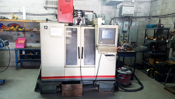 2000 Cincinnati Arrow 500 Vertical Machining Center
