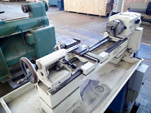 "Clausing 10"" x 24"" Tool Room Lathe- Model 4904, 2 Units Available"