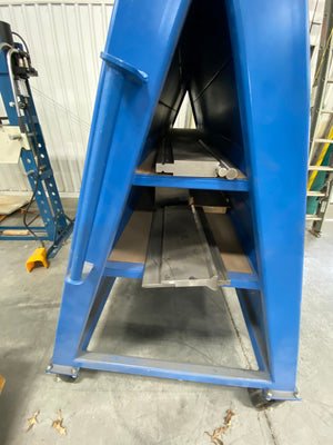 95 Ton x 8.5' Trumpf Trubend 5085 CNC Press Brake, 2007- Very Low Usage, Tooling Included