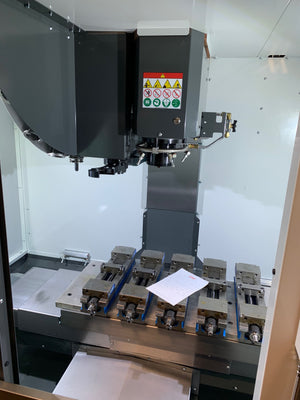 HAAS DM-2 VMC, 2018 - TSC Ready, 10 Hours