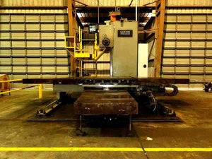 1979 Lucas Model 40-T CNC Horizontal Boring Mill - Video's Available Upon Request