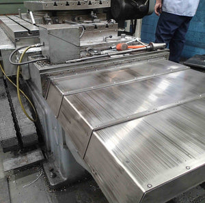 DeVlieg 4H-72 Horizontal Boring Mill, 1966/R. 1986- AB Control, Great Condition
