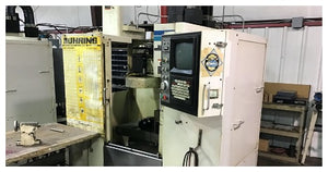 Fadal 4020, 1990 + Fadal VMC20, 1993 + Fadal VMC 4020, 1990 (4th Axis) Package