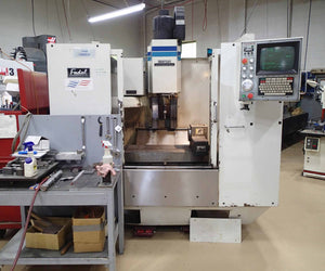 Fadal VMC 40 Vertical Machining Center, 1990 - 4th Axis, 10K Spindle