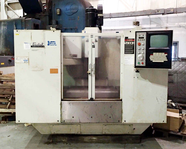 Fadal VMC 3016HT Vertical Machining Center- 4th Axis, Probe