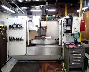 1997 Fadal 4020AHT Vertical Machining Center, 720 Run Hours!