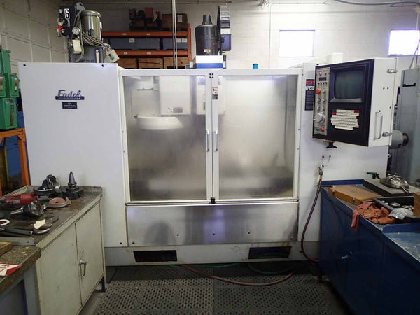 Fadal 4020 HT Vertical Machining Center 1995, Very Clean