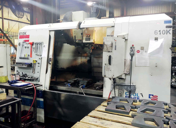 2004 Fadal 4525HT Vertical Machining Center- High Torque, 30 HP