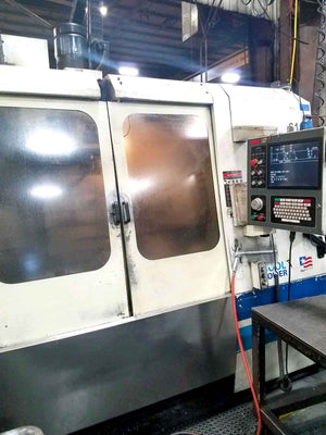 "Fadal 4525HT Vertical Machining Center, 2004- Extended 32"" Z, High Torque, 30 HP"