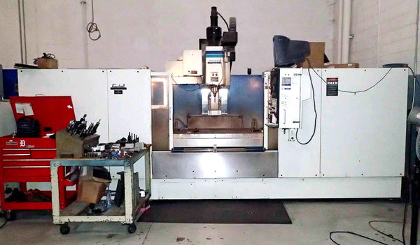 Fadal 8030HT Vertical Machining Center- Hydro Sweep System, 10K RPM