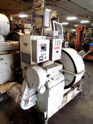 1986 Gardner SDG5-30 Horizontal Double-Disc Grinder With Mag Loader