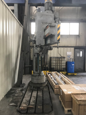 Kososvit Radial Arm Drill Press