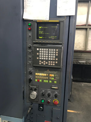 OKK HM60 HMC, 1997 - 12K RPM, Coolant Through Spindle, 600mm Pallet