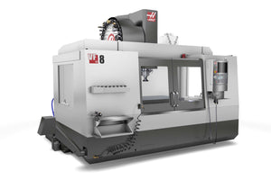 2018, Haas VF-8/50, NEW, Full 4th, Extended Z, WIPS-R