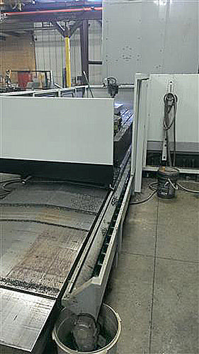 Haas VS-3 Machining Center- 32 Bit Control, 2014