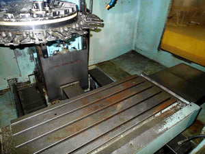 1993 Hurco 40 SLV Vertical Machining Center