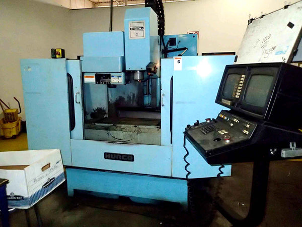1993 Hurco BMC 20 Vertical Machining Center