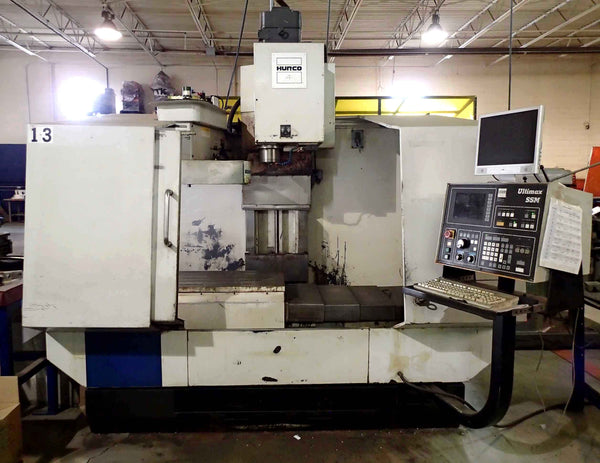 1997 Hurco BMC 4020/SSM Vertical Machining Center