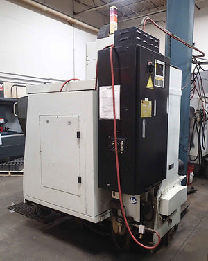 Hurco VM1 Vertical Machining Center, 2006 - 15 HP, Rigid Tap, Video