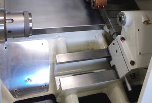 2008, Hurco TM8 CNC Lathe - Never Used for Production - Tooling Included - Video