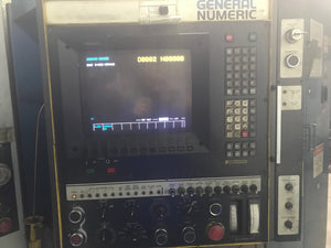 1986 Toyoda FH55 - Under Power, Available for Inspection, Fanuc