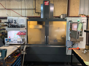 Haas VF-3 VMC, 2011 - 4th Axis, TSC, Video, Price Reduced