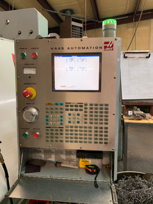 Haas SL-40T CNC Lathe, 2005 - Tailstock, Under Power, Inspection Ready