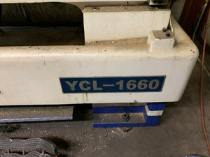 Birmingham YCL-1660 - Newall Digital Read Out, Taper Attachment