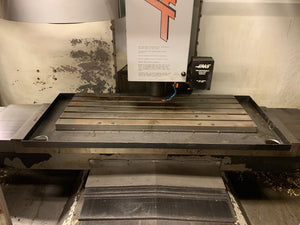 1996 Haas VF-3 - TSC, Rigid Tap, Macros, Quick Code, Prog. Cool, 2 Sp. Gearbox | Priced to Sell!