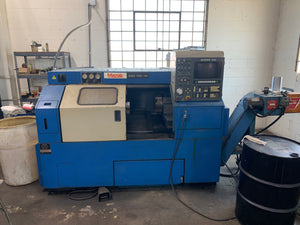 1991 Mazak QT15 N CNC Lathe - Quick Turn 15 For Parts