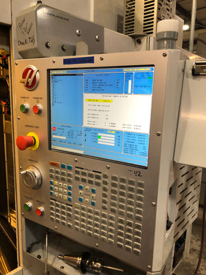 Haas EC-400-4AX HMC, 2005 - TSC, Inspection Report, Videos, Pre Removal Special