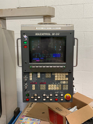 Mazak Mazatech V-414 Vertical Machining Center New 1993