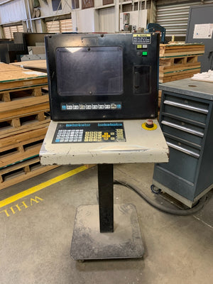 Nisshinbo Cnc Turret Punch HIQ-1250 33 Ton, 1998 - Control PAL-510T, $100k+ in Tooling & Parts Included