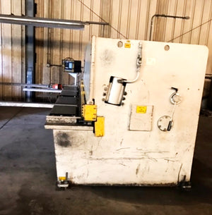 "Wysong 1/4"" x 12' Hydraulic Shear - Video Available"
