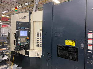 Makino A61 HMC, 2006 - 219 ATC, 12K Spindle, TSC, Under Power