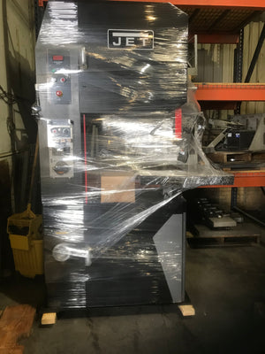 "26""JET Elite EVBS-26 Vertical Band Saw, 2020- 14"" Height"