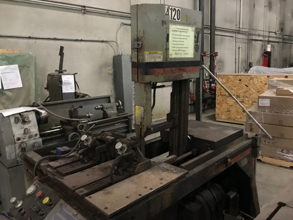"Marvel V10A2PC Vertical Band Saw 10"" x 9"""