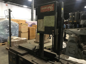 "Marvel Series 8 Mark I Vertical Tilt-Frame Band Saw 18"" x 20"""