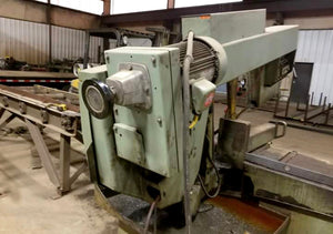 Hydmech S-23 Horizontal Band Saw 5hp - Video Available