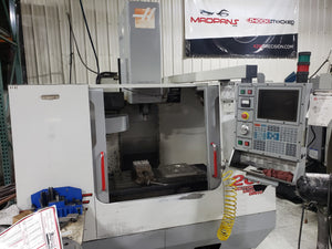 2001 Haas VF-OE  Prototype Machine loaded with Options