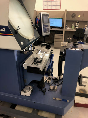 Mitutoyo 64PKA086 PH-A14 Horizontal Optical Comparator