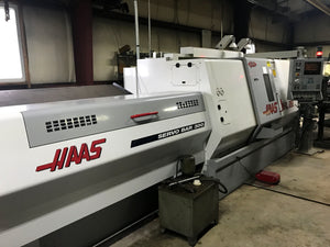 2000 Haas SL-30T Lathe with 6' Bar Feeder